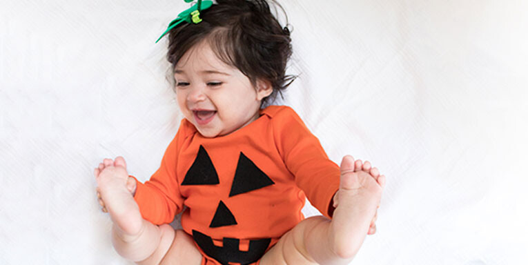 No Sew DIY Kids And Baby Costumes | Primary.com