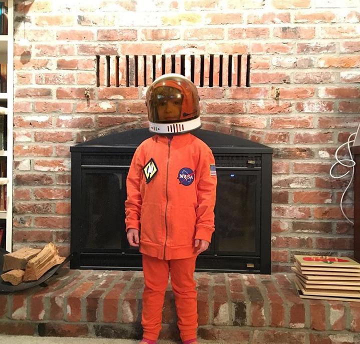 No Sew Diy Astronaut Kids Costume Primary Com