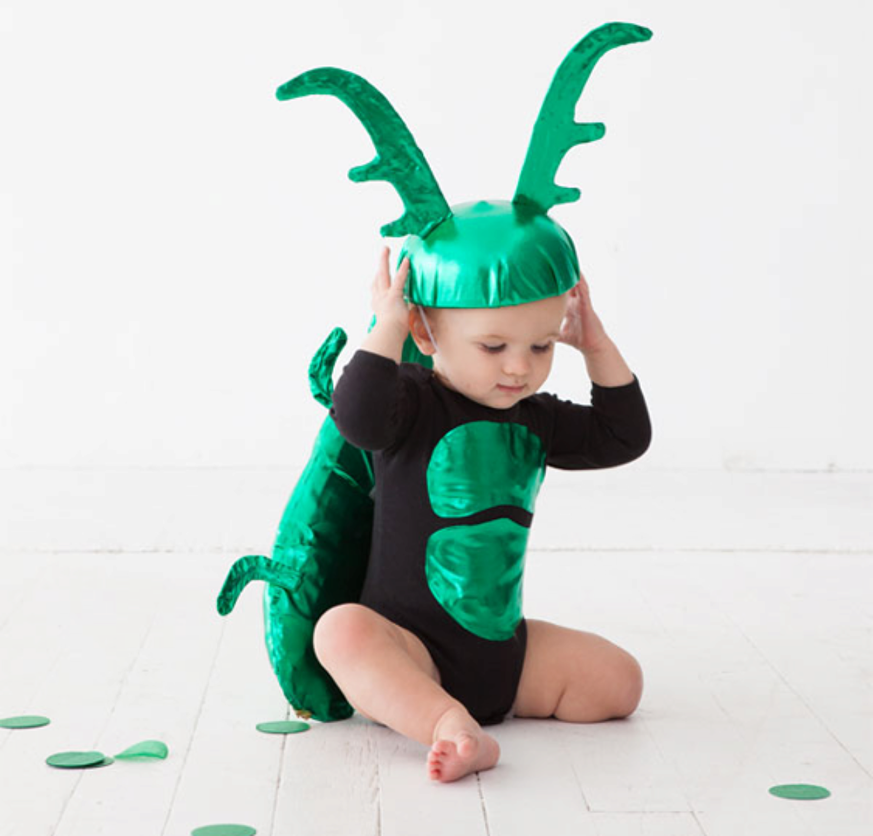 No sew diy kids and baby costumes primary no sew diy beetle baby costume primary solutioingenieria