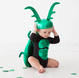 No Sew Diy Kids And Baby Costumes Primarycom