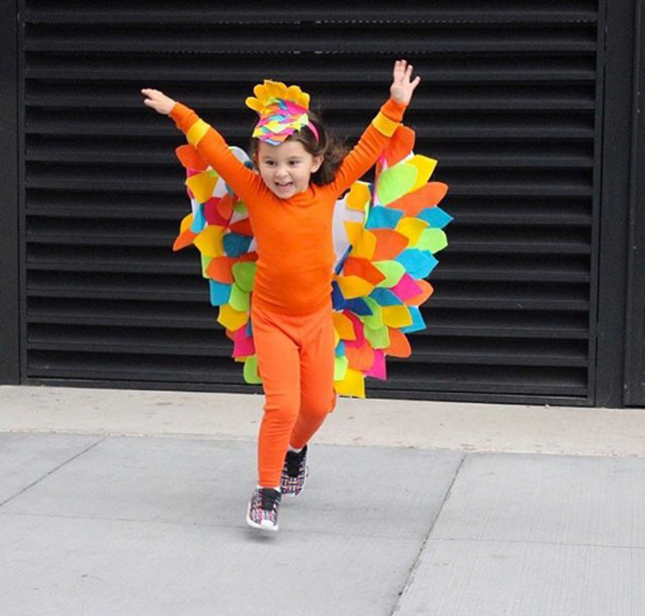 No sew diy kids and baby costumes primary no sew diy bird animals costume primary solutioingenieria Image collections