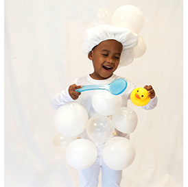 The Best Easy, No-Sew DIY Kids & Baby Costumes | Primary.com