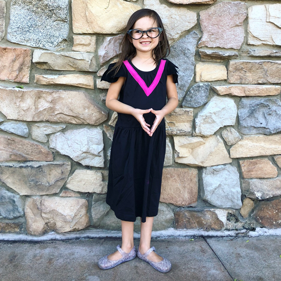 No Sew Diy Edna Mode From Incredibles Kids Costume Primary Com