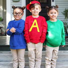330+ Adorable and Unique DIY Kids and Baby Costumes for 2019