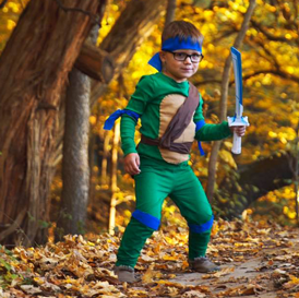 No sew diy kids and baby costumes primary no sew diy ninja turtle characters costume primary solutioingenieria Image collections