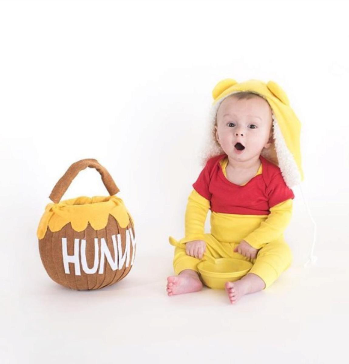 Diy Winnie The Pooh Costume Primary Com