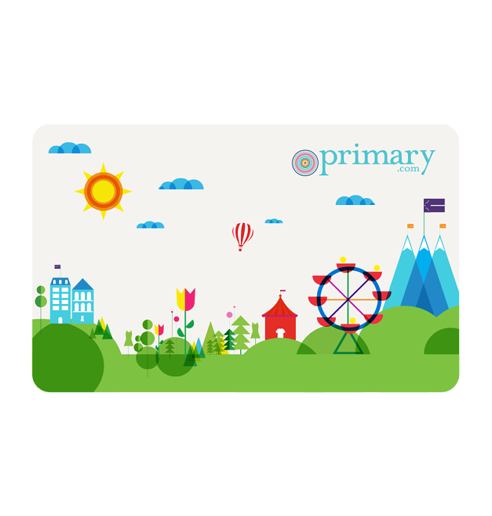 Digital Gift Card For Baby And Kids Clothing