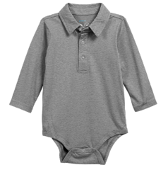 46d5934bea kids the long sleeve polo babysuit ...