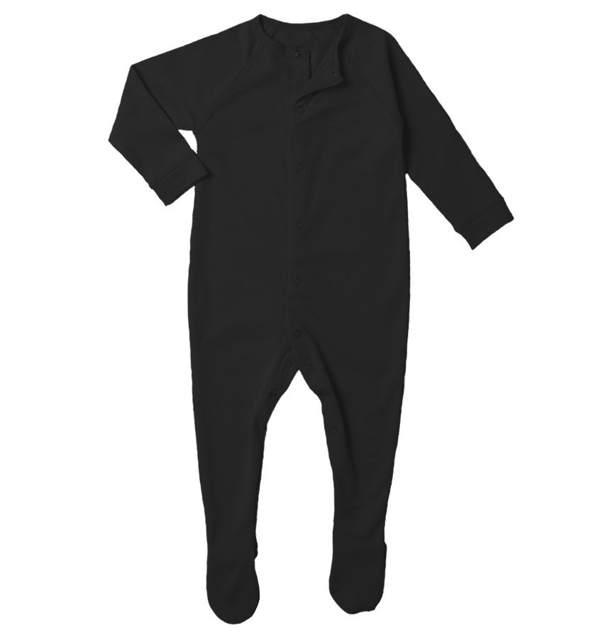 a8b0a0c5a The Baby Snap Footie - Footed Baby PJs I Primary.com